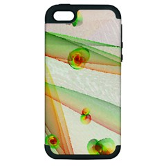 The Wedding Veil Series Apple Iphone 5 Hardshell Case (pc+silicone) by SugaPlumsEmporium