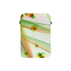 The Wedding Veil Series Apple Ipad Mini Protective Soft Cases by SugaPlumsEmporium