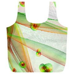 The Wedding Veil Series Full Print Recycle Bags (l)  by SugaPlumsEmporium