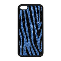 Skin4 Black Marble & Blue Marble Apple Iphone 5c Seamless Case (black) by trendistuff