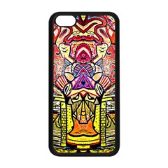 Reflection Apple Iphone 5c Seamless Case (black) by MRTACPANS