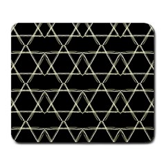 Star Of David   Large Mousepads by SugaPlumsEmporium