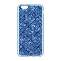 BRK2 BK-BL MARBLE (R) Apple Seamless iPhone 6/6S Case (Color) by trendistuff