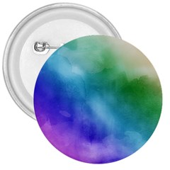 Rainbow Watercolor 3  Buttons by StuffOrSomething