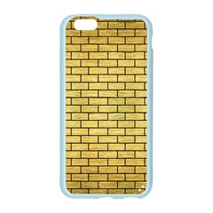 BRK1 BK MARBLE GOLD (R) Apple Seamless iPhone 6/6S Case (Color) by trendistuff