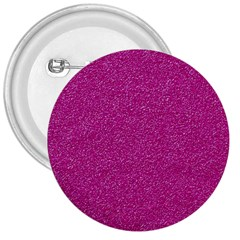 Metallic Pink Glitter Texture 3  Buttons by yoursparklingshop