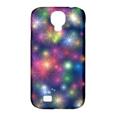 Starlight Shiny Glitter Stars Samsung Galaxy S4 Classic Hardshell Case (pc+silicone) by yoursparklingshop