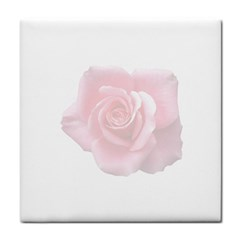 Pink White Love Rose Face Towel by yoursparklingshop