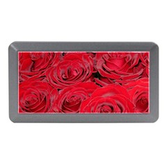 Red Love Roses Memory Card Reader (mini) by yoursparklingshop