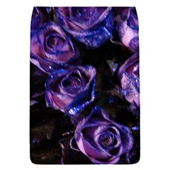 Purple Glitter Roses Valentine Love Flap Covers (s)  by yoursparklingshop