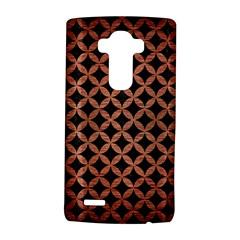 CIR3 BK MARBLE COPPER LG G4 Hardshell Case by trendistuff