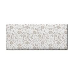 Elegant Seamless Floral Ornaments Pattern Hand Towel by TastefulDesigns