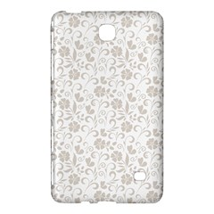 Elegant seamless Floral Ornaments Pattern Samsung Galaxy Tab 4 (7 ) Hardshell Case  by TastefulDesigns