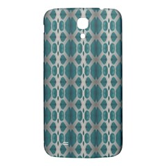 Tropical Blue Abstract Ocean Drops Samsung Galaxy Mega I9200 Hardshell Back Case by yoursparklingshop