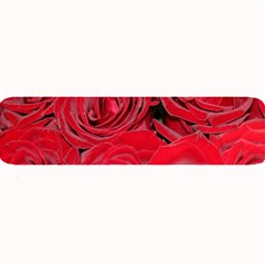 Red Roses Love Large Bar Mats by yoursparklingshop