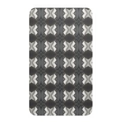 Black White Gray Crosses Memory Card Reader by yoursparklingshop