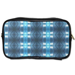 Blue Diamonds Of The Sea 1 Toiletries Bags 2 Side by yoursparklingshop