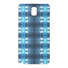 Blue Diamonds Of The Sea 1 Samsung Galaxy Note 3 N9005 Hardshell Back Case by yoursparklingshop