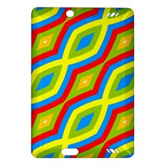 Colorful Chains                    			kindle Fire Hd (2013) Hardshell Case by LalyLauraFLM