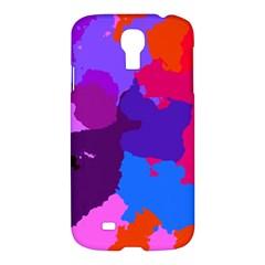 Spots                     samsung Galaxy S4 I9500/i9505 Hardshell Case by LalyLauraFLM