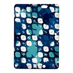 Blue Texture                       kindle Fire Hdx 8 9  Hardshell Case by LalyLauraFLM