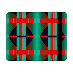 Vertical stripes and other shapes                        Samsung Galaxy Tab Pro 8.4  Flip Case by LalyLauraFLM