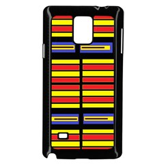 Flair One Samsung Galaxy Note 4 Case (black) by MRTACPANS