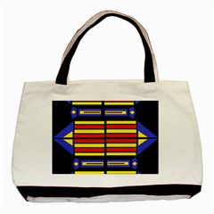Flair One Basic Tote Bag by MRTACPANS