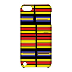 Flair One Apple Ipod Touch 5 Hardshell Case With Stand by MRTACPANS