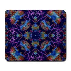 Ornate Mosaic Large Mousepads by dflcprints