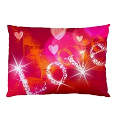Love Pillow Case (two Sides) by SugaPlumsEmporium