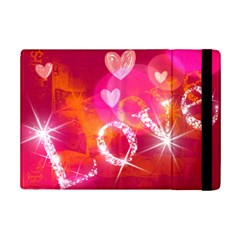 Love iPad Mini 2 Flip Cases by SugaPlumsEmporium