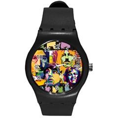 Beatles Plastic Sport Watch (medium) by DryInk
