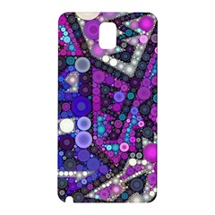 Hipster Bubbes Samsung Galaxy Note 3 N9005 Hardshell Back Case by KirstenStar