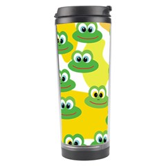 Cute Frog Family Whimsical Funny Travel Tumbler by CircusValleyMall