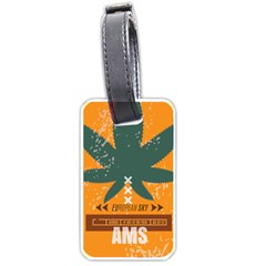 Tag By X   Luggage Tag (two Sides)   Mmw8mhe918ls   Www Artscow Com Front