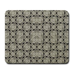 Interlace Arabesque Pattern Large Mousepads by dflcprints