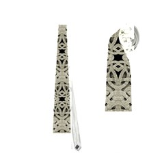 Interlace Arabesque Pattern Neckties (two Side)  by dflcprints