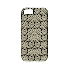 Interlace Arabesque Pattern Apple Iphone 5 Classic Hardshell Case (pc+silicone) by dflcprints