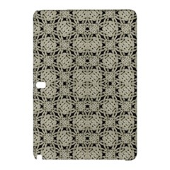 Interlace Arabesque Pattern Samsung Galaxy Tab Pro 12 2 Hardshell Case by dflcprints
