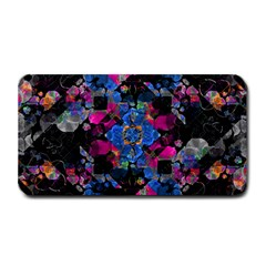 Stylized Geometric Floral Ornate Medium Bar Mats by dflcprints