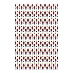 Geometric Retro Patterns Shower Curtain 48  X 72  (small)  by TastefulDesigns