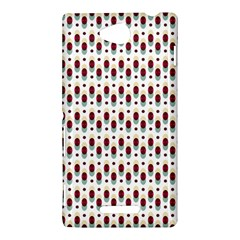 Geometric retro patterns Sony Xperia C (S39H) by TastefulDesigns