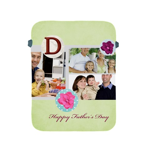 Fathers Day Gift By Dad   Apple Ipad 2/3/4 Protective Soft Case   5huwxc0i9rt8   Www Artscow Com Front