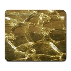 Gold Bar Golden Chic Festive Sparkling Gold  Large Mousepads by yoursparklingshop