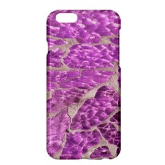 Festive Chic Pink Glitter Stone Apple Iphone 6 Plus/6s Plus Hardshell Case by yoursparklingshop