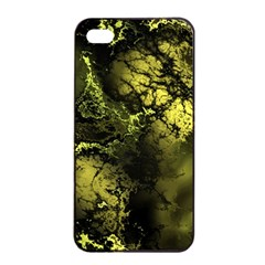 Amazing Fractal 24 Apple Iphone 4/4s Seamless Case (black) by Fractalworld