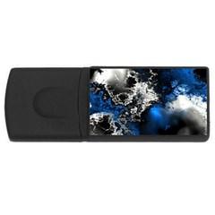 Amazing Fractal 26 Usb Flash Drive Rectangular (4 Gb)  by Fractalworld