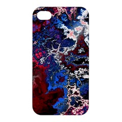 Amazing Fractal 28 Apple Iphone 4/4s Hardshell Case by Fractalworld