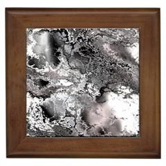 Fractal 29 Framed Tiles by Fractalworld